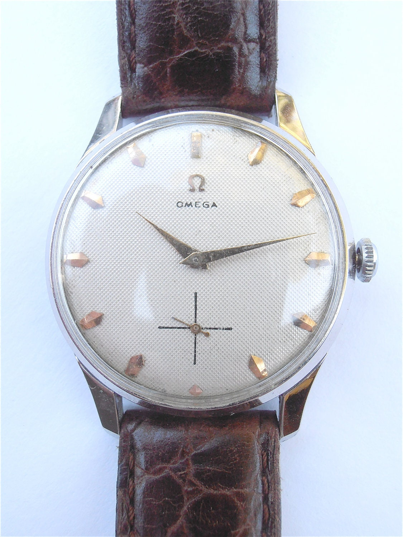 vintage omega mens dress genuine omega european
