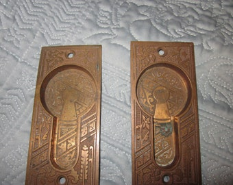 Pocket Door Hardware Etsy
