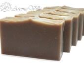 Rhassoul Clay Natural Handmade soap Cold process Vegan