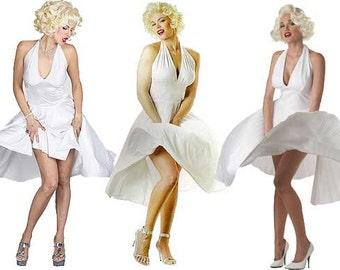 Adult Halloween Costume-Marilyn Monroe costume