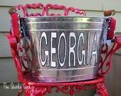 Georgia Beverage Bucket