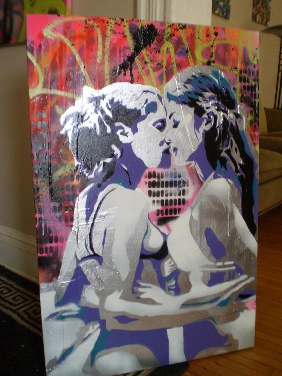 Fotos de chicos besando tetas chicas