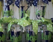 Reserved - Personalized Decorated Tumblers - Gifts, Bridesmaids, Vacation Tumblers,