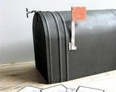 Vintage Huge Mailbox