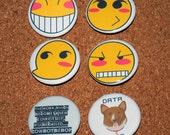Cowboy Bebop Pin 6 Pack