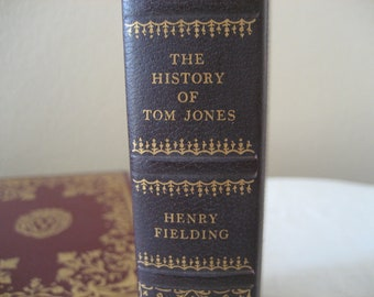 The History of Tom Jones by Henry Fielding from the International Collectors Library