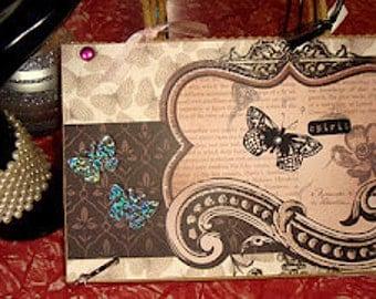 Made to order (MTO) mini scrapbook album