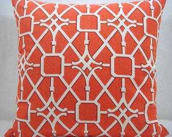 18X18 Waverly Modern Essentials Collection Orange