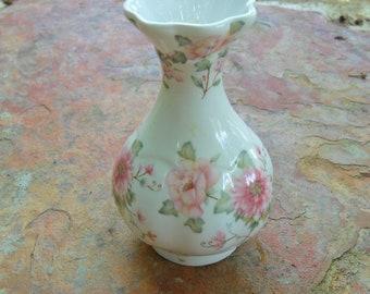 Designer Vintage Crockery Vase by  Deganwy North Wales