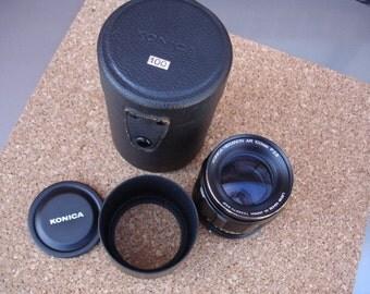 Wow - Konica Hexanon AR 100MM lens kit