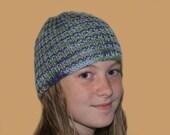 Hand Knit Stocking Hat
