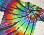 Tie dye youth medium shirt - Cool stained glass effect- Available in all sizes