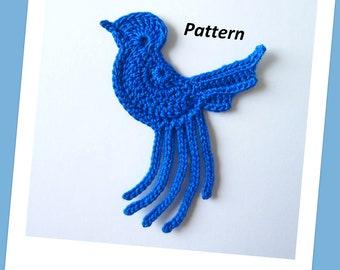 Bird Crochet Pattern