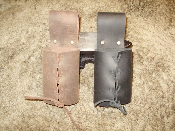 Items Similar To Small Leather Belt Scabbard (frog) For