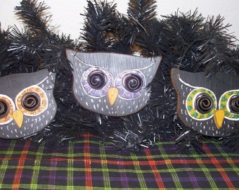 OWLISH Eyes Ornament