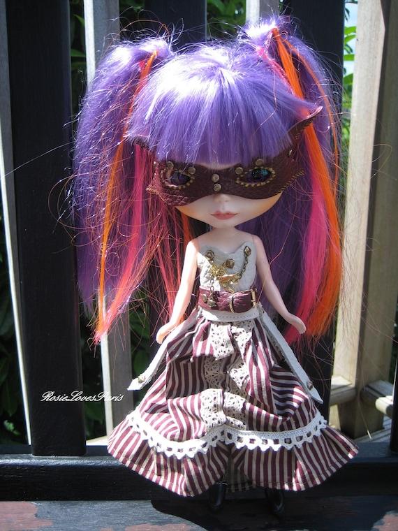 Blythe Unique Steampunk outfit  (BD31112)