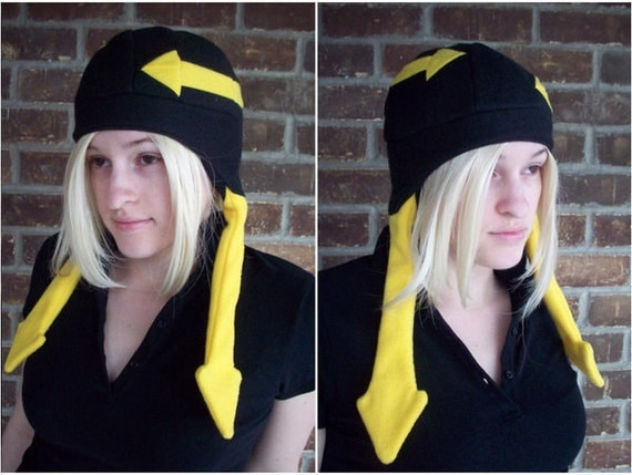 Medusa Soul Eater Hat - Any Color - Adult - A winter, nerdy, geekery gift!