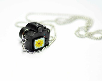 Canon T3(1100D) Camera miniature necklace