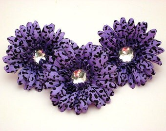 "Lavendar Cheetah 4"" Gerber Daisy (set of 3)was 2.70"