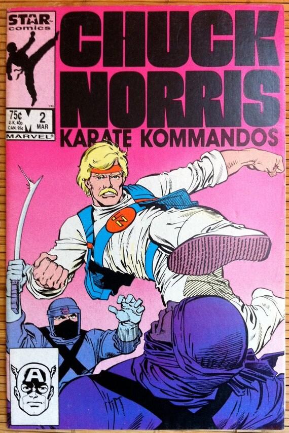 Chuck Norris Karate Kommandos Star Comics - Issue 2