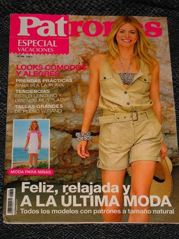 Patrones Magazine 306