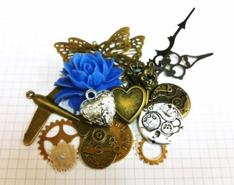 Steampunk Supply Lot Charm Pack 1