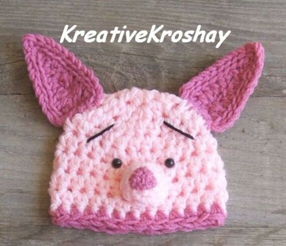 """Custom Order/Kreation for """"ANGIE""""  PaleYellow """"PonyTail"""" Hat - Toddler Size"""