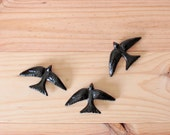 Traditional portuguese swallows set of 3