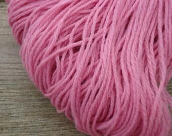 Wild Pink Sport Yarn