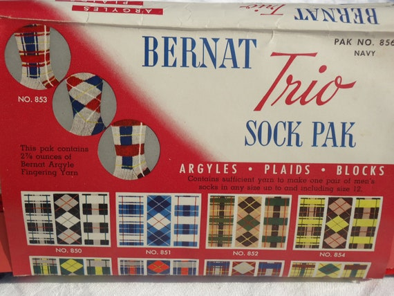Vintage Knitting Kit