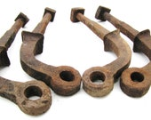 Large Wagon Shackle Parts
