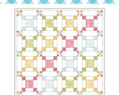Irish Charm Quilt Pattern PDF