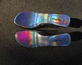 90s Hologram Wedges size 9