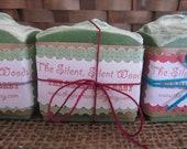 Silent, Silent Woods Handmade Soap