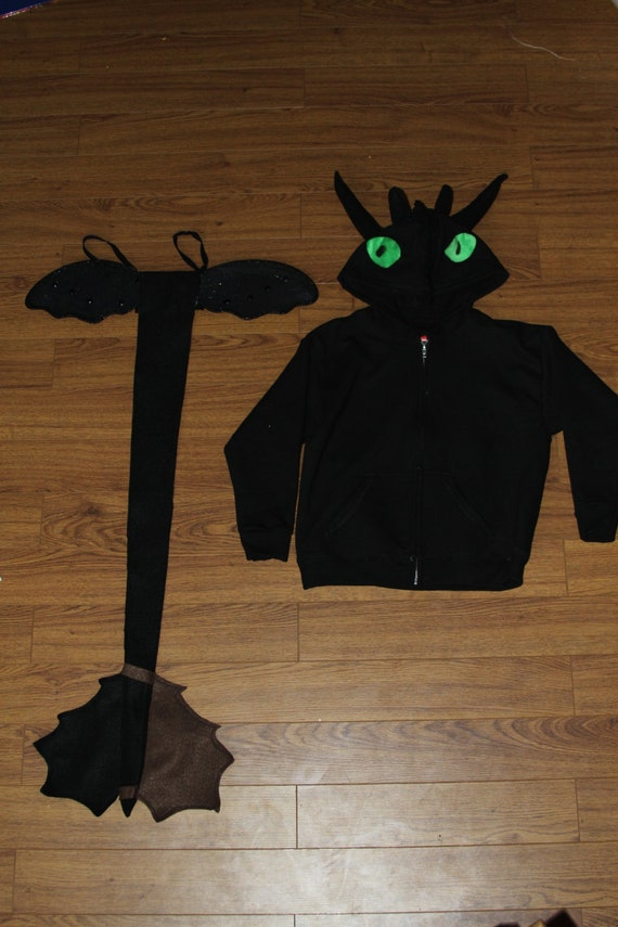 Size 2t 3t How To Train Your Dragon Toothless By Thinkyoucan
