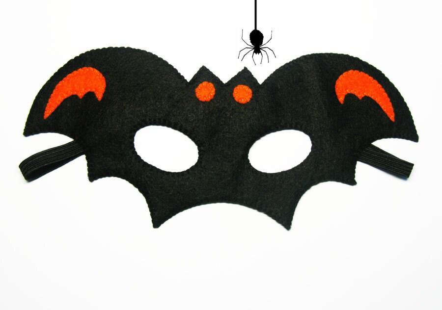 Маску для хэллоуина своими руками 48