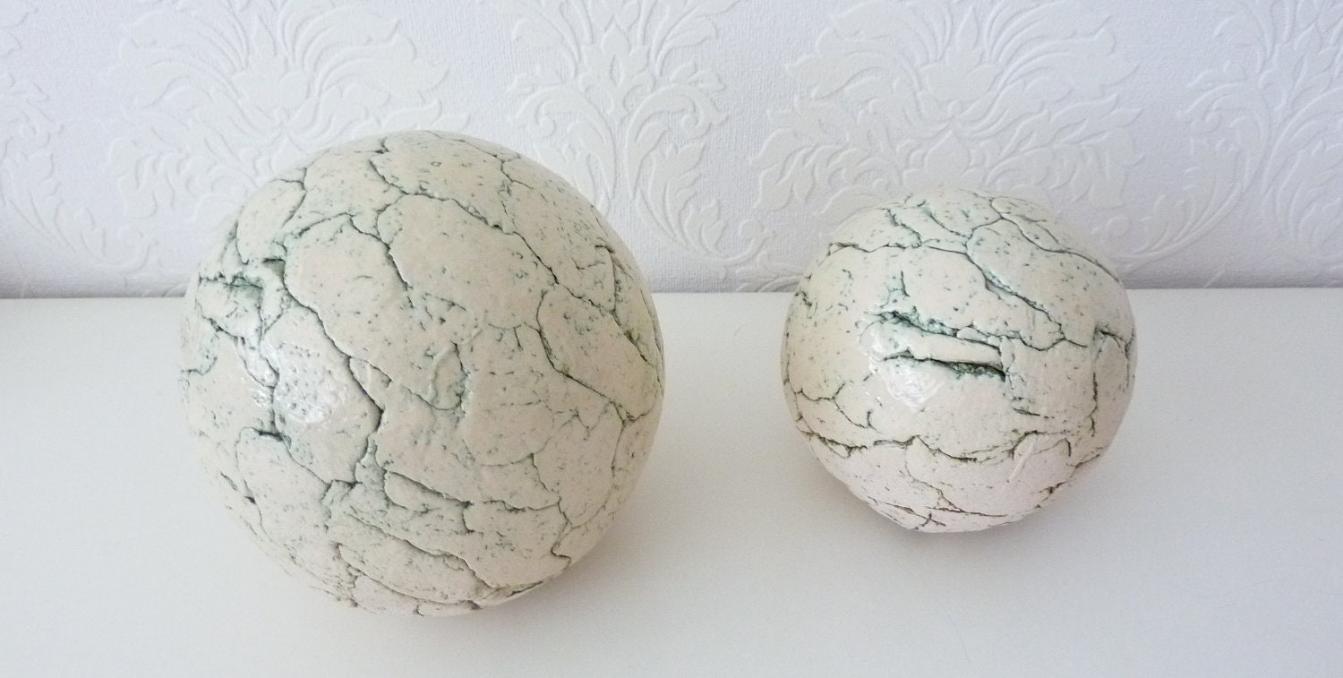 Ceramic balls decorative ball sculptures gift under
