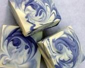 All Natural Shampoo Bar, Black Raspberry, Organic Hair Shampoo, Chemical Free Cold Process Soap