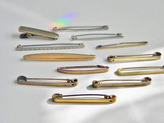 Destash 11 Vintage & Antique Bar Pins