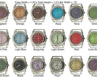 CIRCLE - ribbon bar watch face