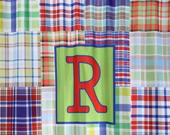 Custom Personalized Shower Curtain