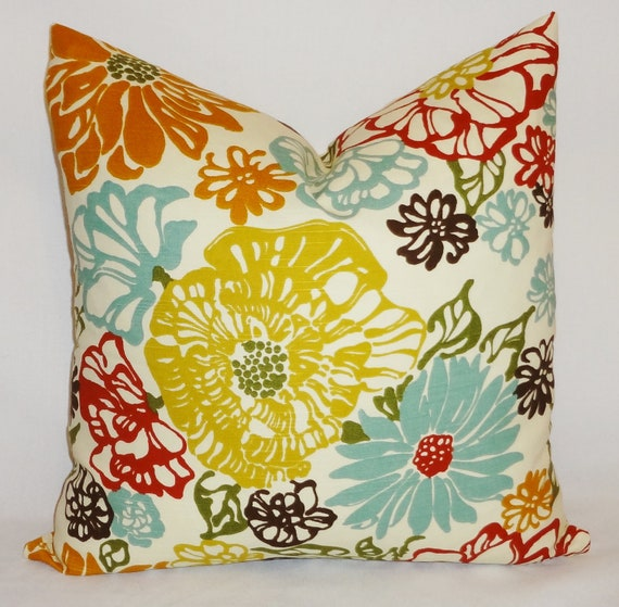 Last One Richloom Invigorate Confetti Large Floral By