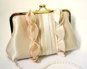 Romantic Wedding Clutch Purse- Custom
