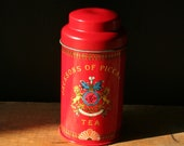 Small Jacksons of Piccadilly Tea Tin