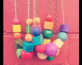 Colour-rama Bead Necklace