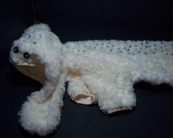 Special order custom made , dog costume Falkor Special order digital sketch
