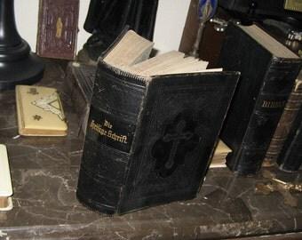 Antique German Bible 1911
