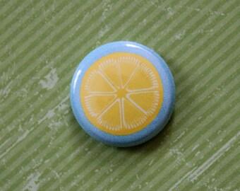 Lemon Slice - 1 inch