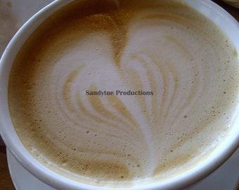 Latte -  8X12 enlargement