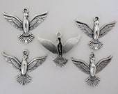 5 bird charms ideal for Hunger Games jewellery